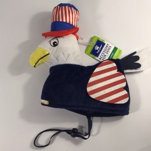 🌻Patriotic Hat accessory for dogs large